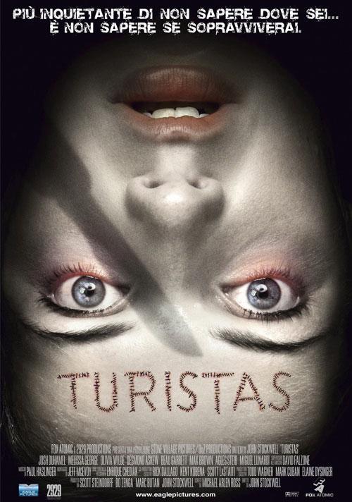 Foto Turistas Film, Serial, Recensione, Cinema