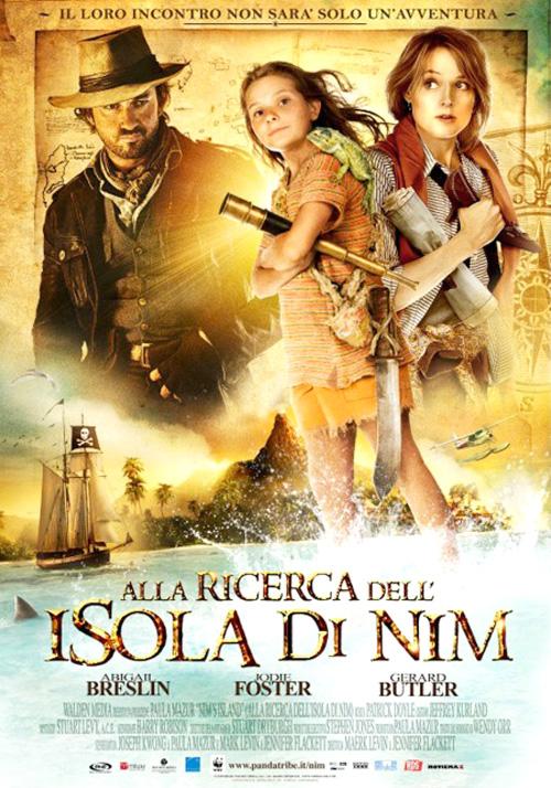 Foto Alla ricerca dell'isola di Nim Film, Serial, Recensione, Cinema