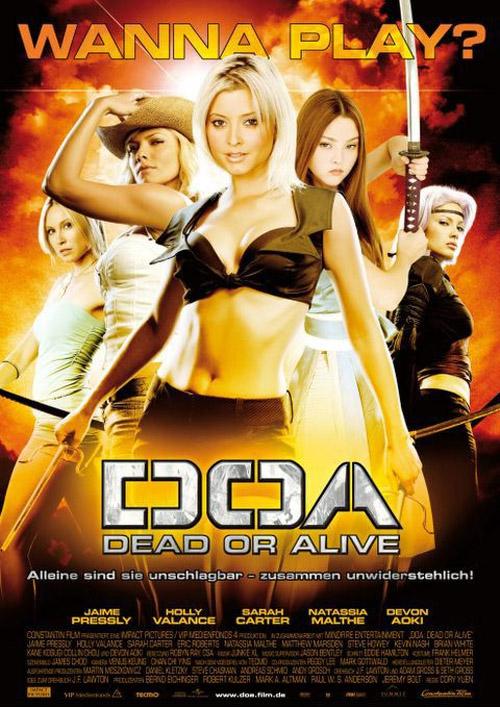 Foto DOA: dead or alive Film, Serial, Recensione, Cinema