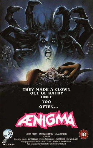 Foto Aenigma Film, Serial, Recensione, Cinema