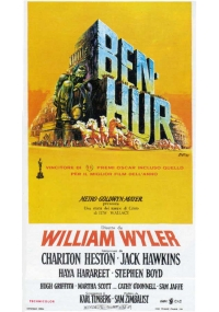 Foto Ben Hur Film, Serial, Recensione, Cinema