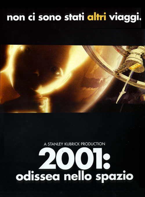 Foto 2001: Odissea nello spazio Film, Serial, Recensione, Cinema