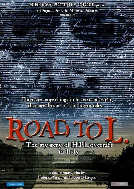 Foto Il mistero di Lovecraft - Road to L. Film, Serial, Recensione, Cinema