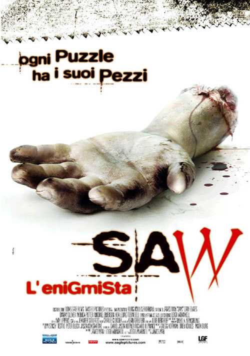 Foto Saw - L'enigmista  Film, Serial, Recensione, Cinema