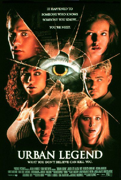 Foto Urban Legend Film, Serial, Recensione, Cinema