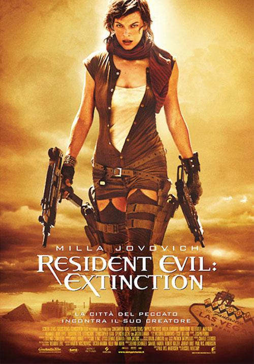Foto Resident Evil: Extinction Film, Serial, Recensione, Cinema