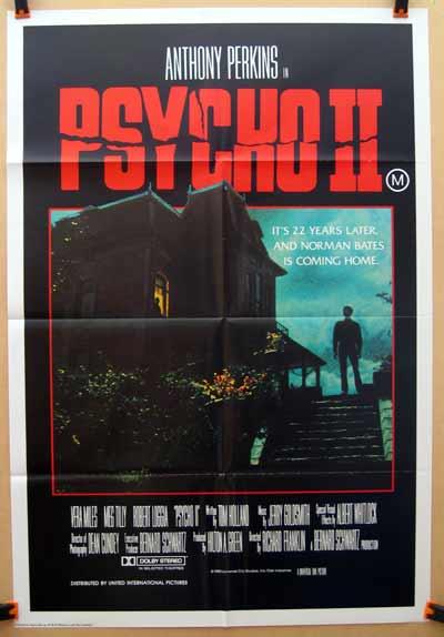 Foto Psycho II Film, Serial, Recensione, Cinema