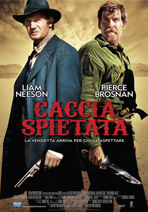 Foto Caccia spietata Film, Serial, Recensione, Cinema
