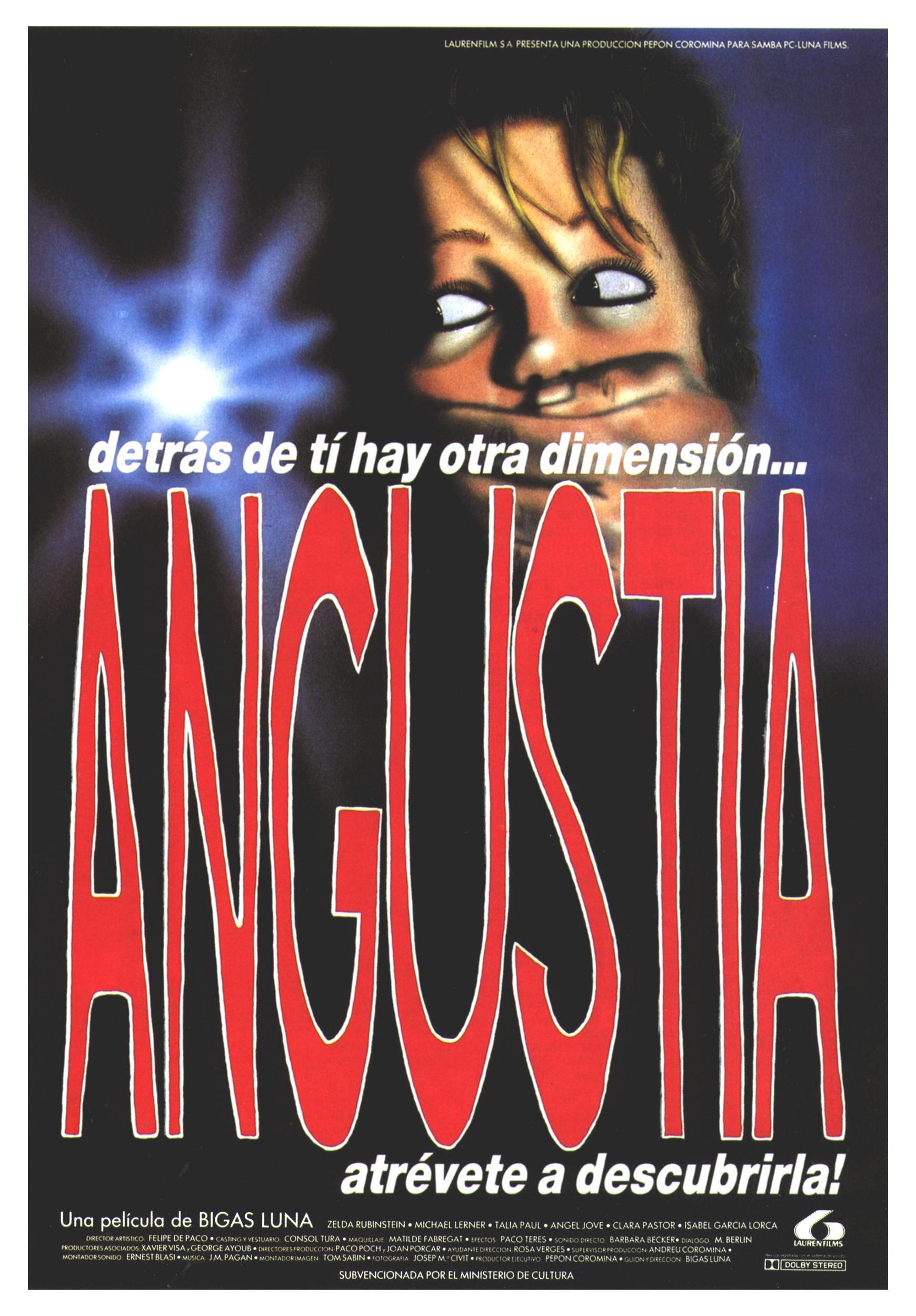 Foto Angoscia Film, Serial, Recensione, Cinema