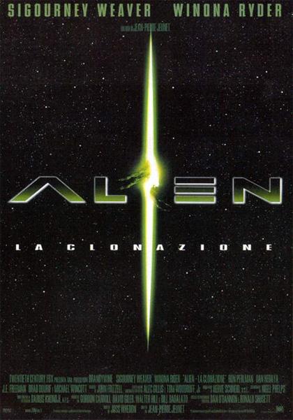 Foto Alien - La clonazione  Film, Serial, Recensione, Cinema