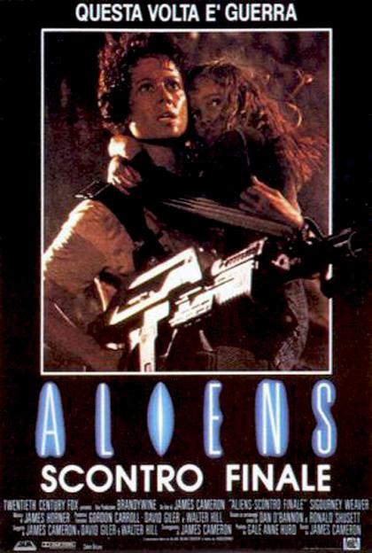 Foto Aliens - Scontro finale  Film, Serial, Recensione, Cinema
