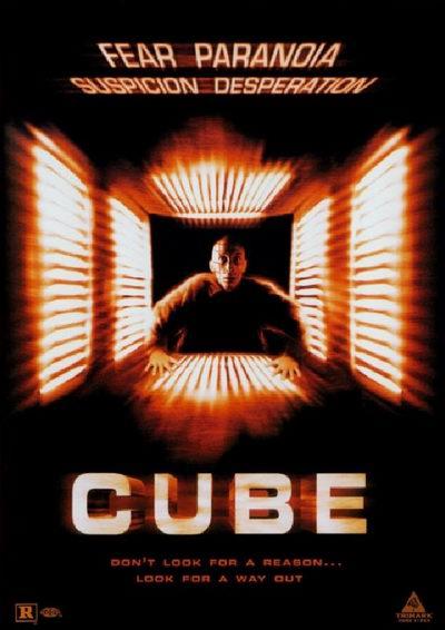 Foto Cube - Il cubo Film, Serial, Recensione, Cinema