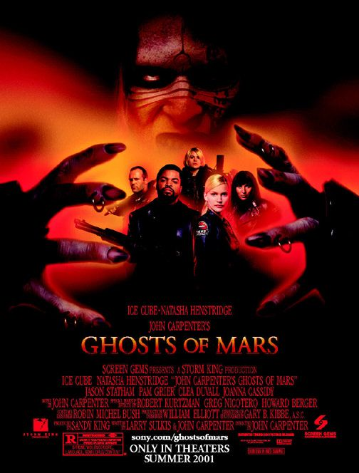 Foto Fantasmi da Marte  Film, Serial, Recensione, Cinema