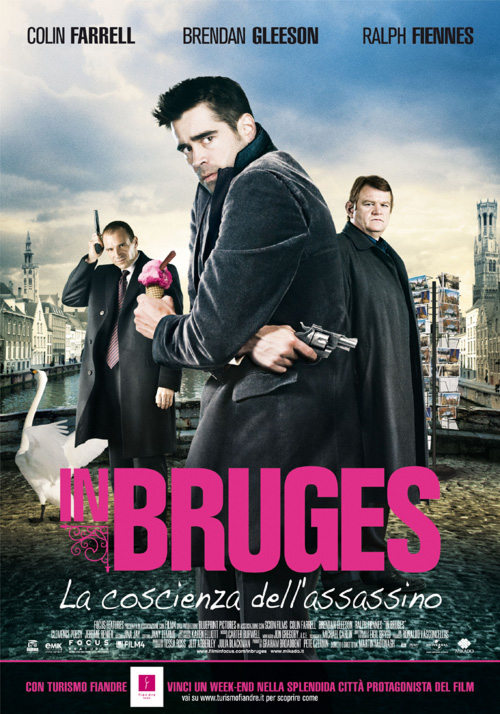 Foto In Bruges - La coscienza dell'assassino Film, Serial, Recensione, Cinema