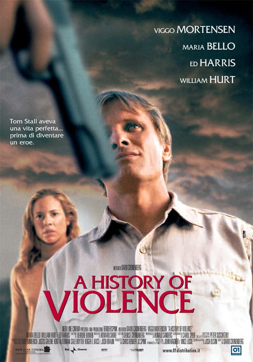 Foto A history of violence Film, Serial, Recensione, Cinema