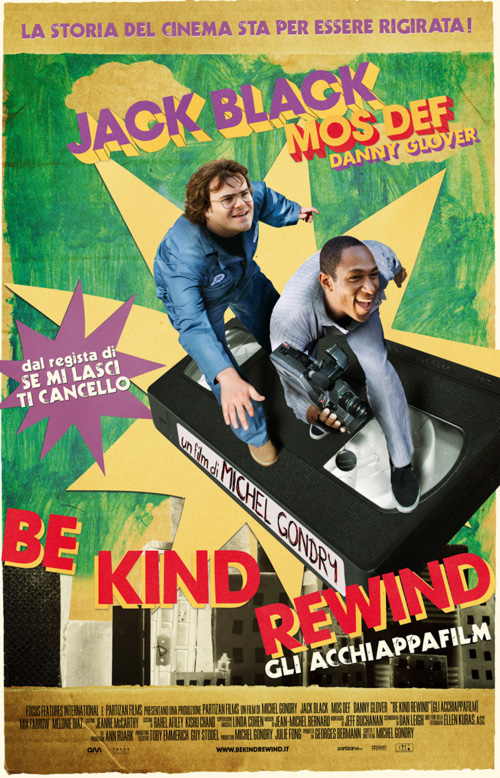Foto Be Kind Rewind - Gli Acchiappafilm Film, Serial, Recensione, Cinema