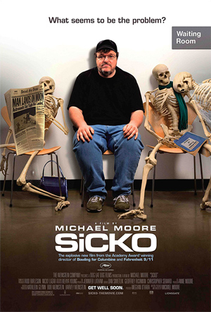 Foto Sicko Film, Serial, Recensione, Cinema