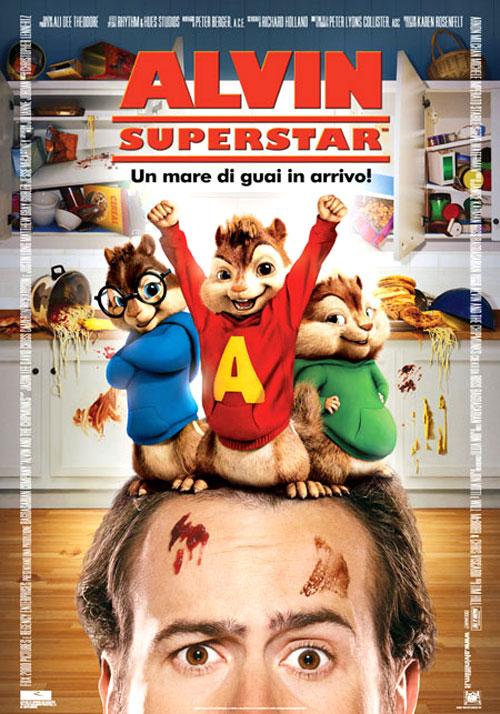 Foto Alvin Superstar Film, Serial, Recensione, Cinema