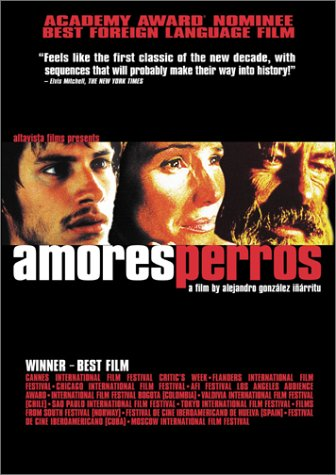 Foto Amores Perros Film, Serial, Recensione, Cinema