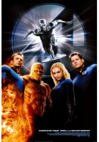 Foto I fantastici 4 e Silver Surfer Film, Serial, Recensione, Cinema