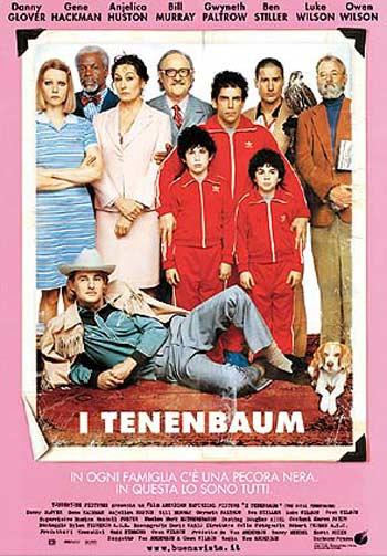 Foto I Tenenbaum  Film, Serial, Recensione, Cinema