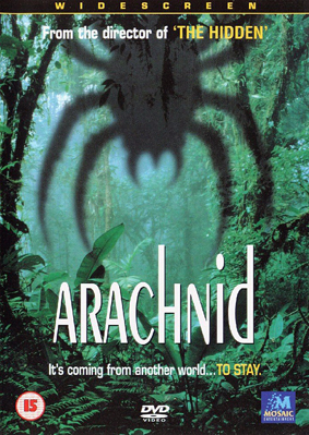 Foto Arachnid - Il Predatore Film, Serial, Recensione, Cinema