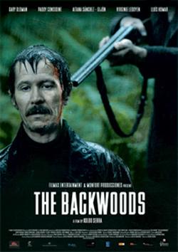 Foto Backwoods - Prigionieri del bosco Film, Serial, Recensione, Cinema