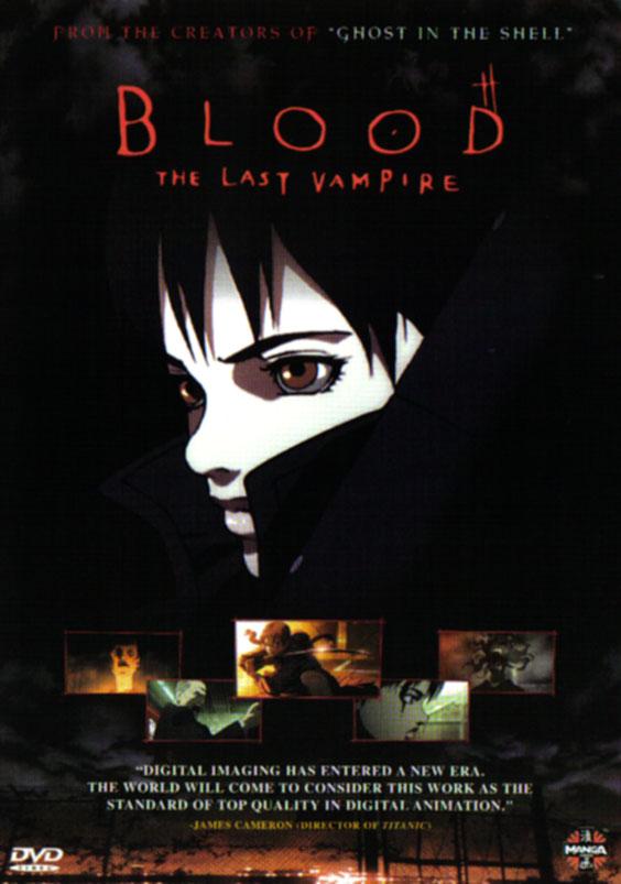 Foto Blood : The Last Vampire Film, Serial, Recensione, Cinema