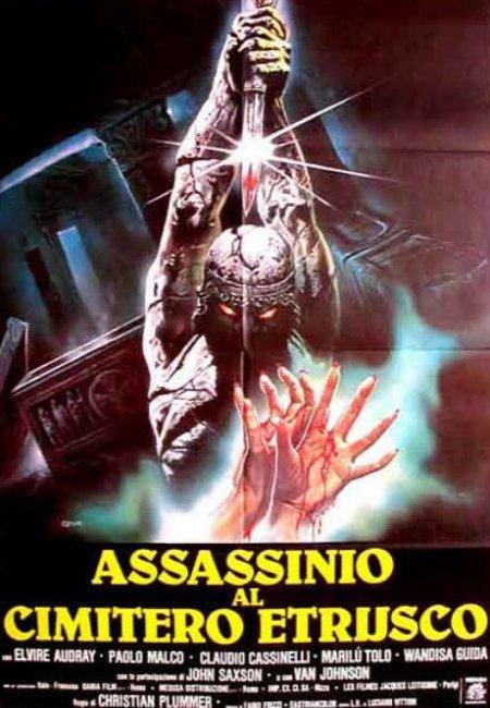Foto Assassinio al Cimitero Etrusco Film, Serial, Recensione, Cinema