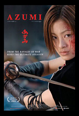 Foto Azumi Film, Serial, Recensione, Cinema