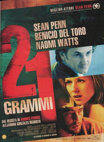 Foto 21 grammi - Il peso dell'anima Film, Serial, Recensione, Cinema