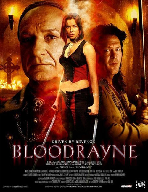 Foto BloodRayne Film, Serial, Recensione, Cinema