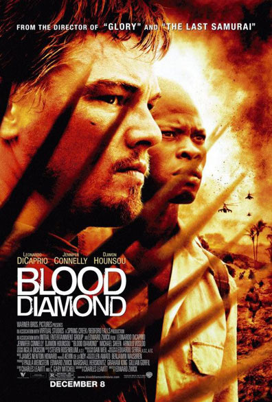 Foto Blood Diamond - Diamanti di sangue Film, Serial, Recensione, Cinema