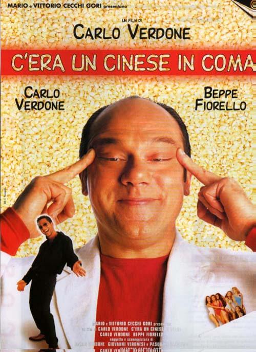 Foto C'era un cinese in coma Film, Serial, Recensione, Cinema