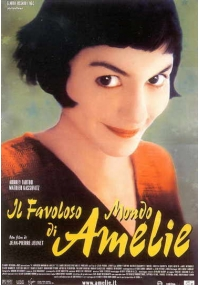 Foto Il favoloso mondo di Amelie Film, Serial, Recensione, Cinema