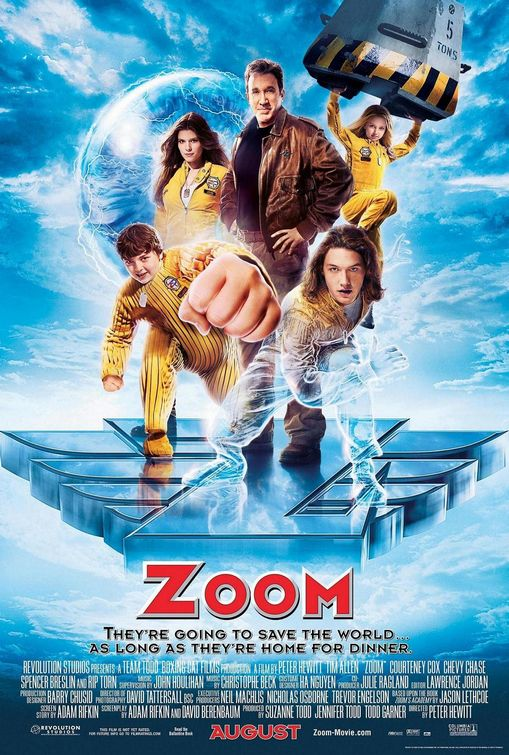 Foto Captain Zoom Film, Serial, Recensione, Cinema