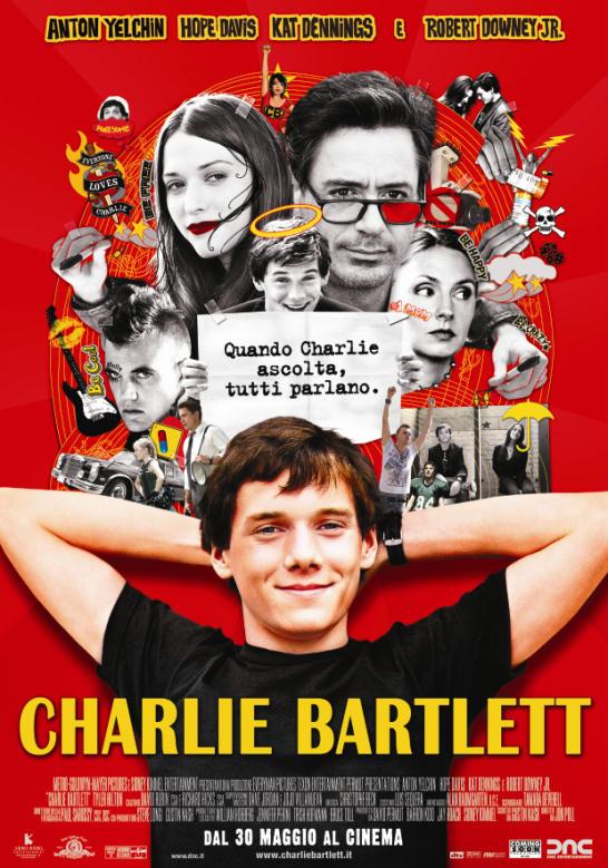 Foto Charlie Bartlett Film, Serial, Recensione, Cinema
