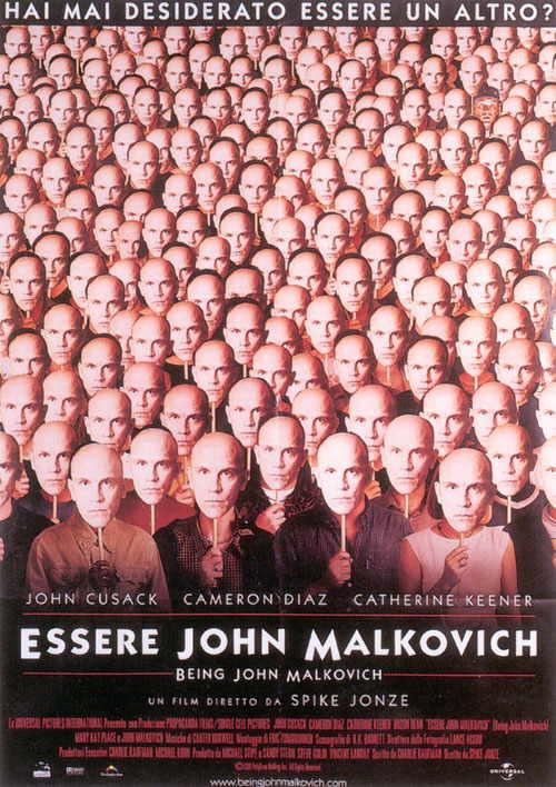 Foto Essere John Malkovich Film, Serial, Recensione, Cinema