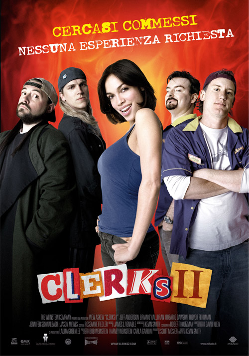 Foto Clerks 2 Film, Serial, Recensione, Cinema