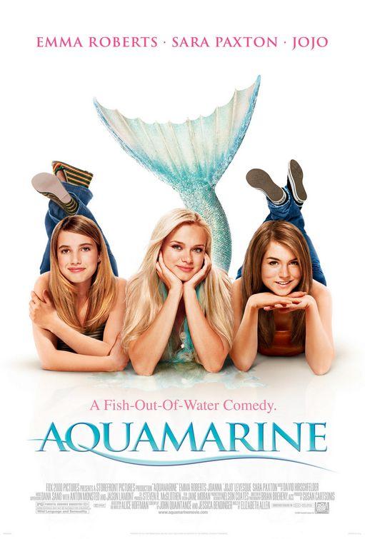 Foto Aquamarine Film, Serial, Recensione, Cinema