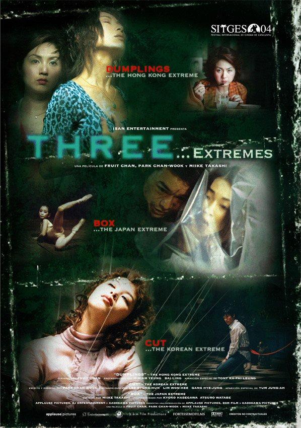 Foto Three...Extremes Film, Serial, Recensione, Cinema