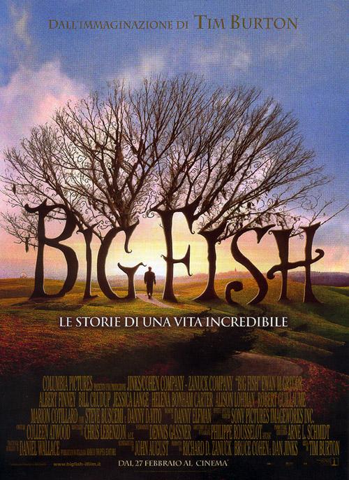 Foto Big Fish - Le storie di una vita incredibile Film, Serial, Recensione, Cinema