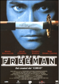 Foto Crying freeman Film, Serial, Recensione, Cinema
