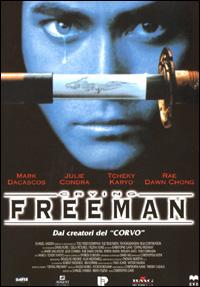 Foto Crying freeman Film, Serial, Recensione, Cinema