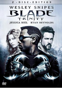 Foto Blade Trinity Film, Serial, Recensione, Cinema
