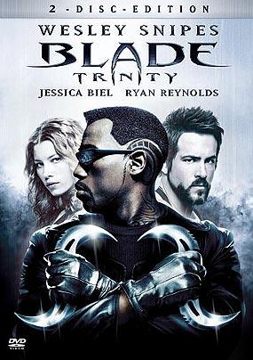 Foto Blade Trinity Film, Serial, Recensione, Cinema