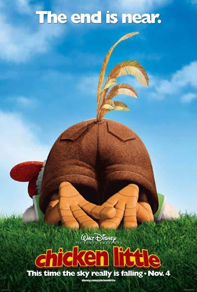Foto Chicken Little - Amici per le penne Film, Serial, Recensione, Cinema