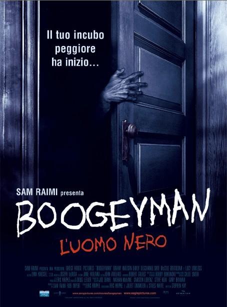 Foto Boogeyman - L'Uomo Nero Film, Serial, Recensione, Cinema