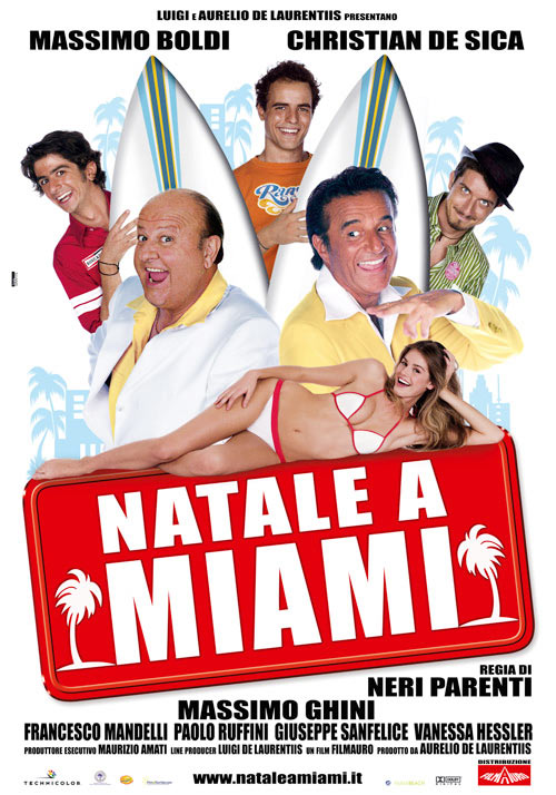 Foto Natale a Miami Film, Serial, Recensione, Cinema