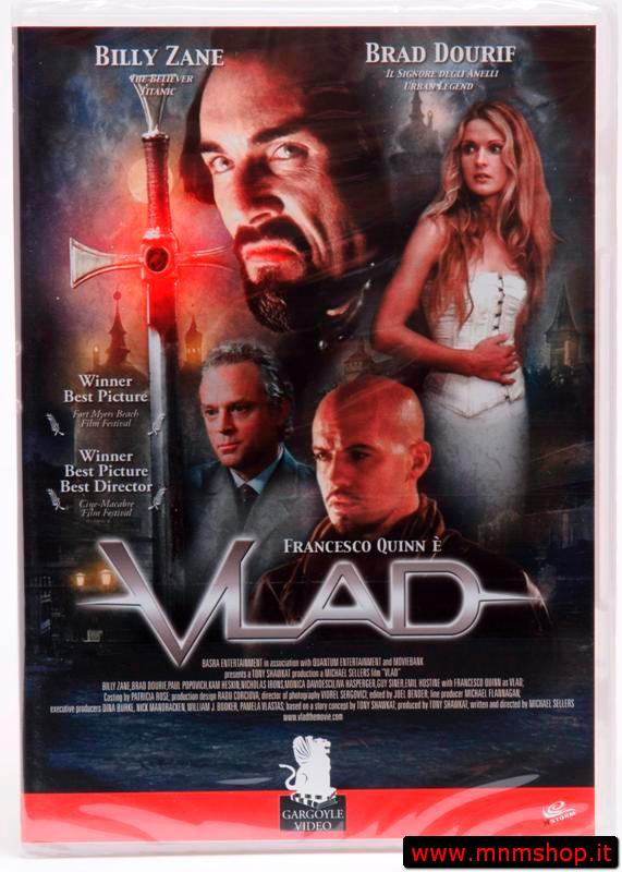 Foto Vlad Film, Serial, Recensione, Cinema